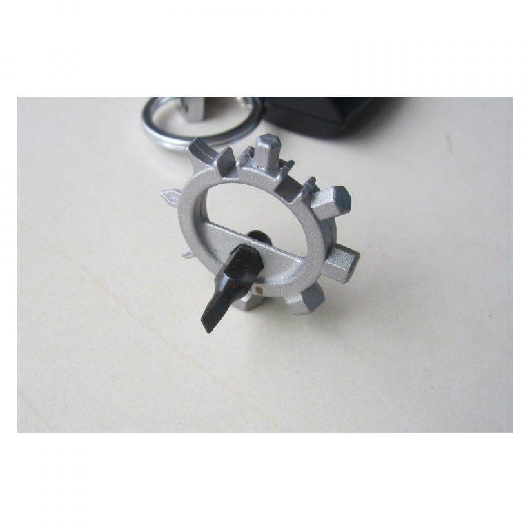 957 - Мультитул-кольцо Buck Octopus 12 функций