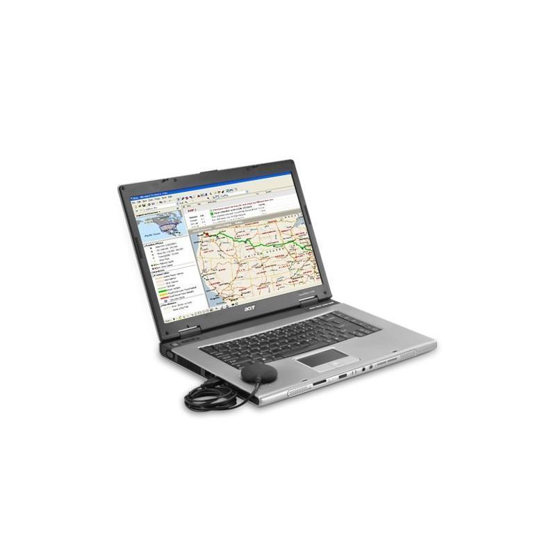 Внешний GPS USB ресивер для ноутбука SUS-IV (с магнитным креплением) 190983
