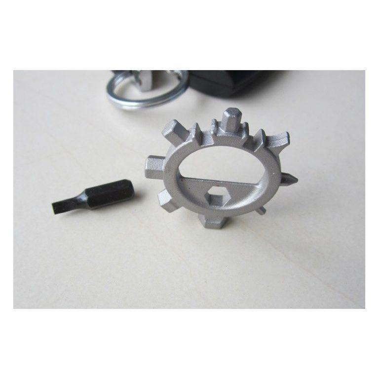 959 - Мультитул-кольцо Buck Octopus 12 функций