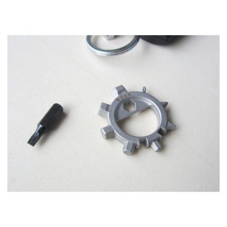 960 - Мультитул-кольцо Buck Octopus 12 функций