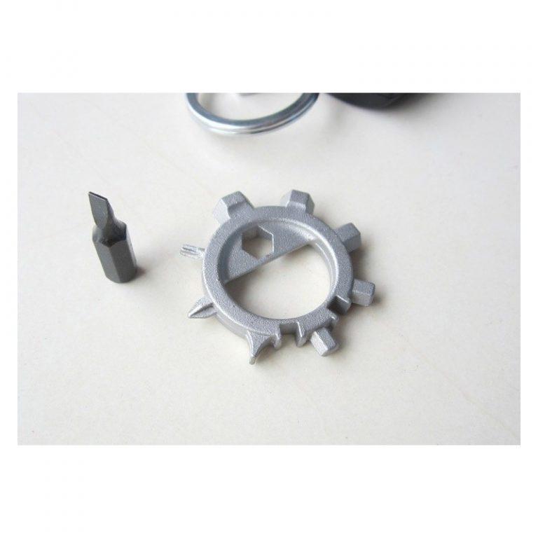 961 - Мультитул-кольцо Buck Octopus 12 функций