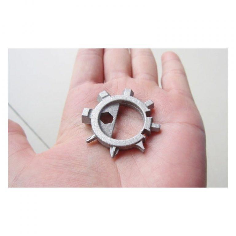 962 - Мультитул-кольцо Buck Octopus 12 функций