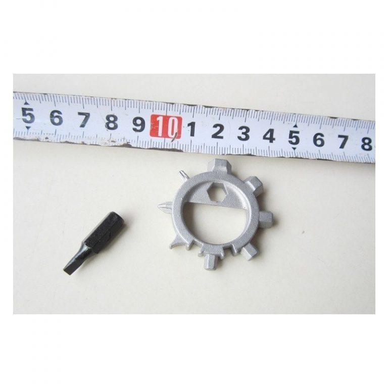 963 - Мультитул-кольцо Buck Octopus 12 функций
