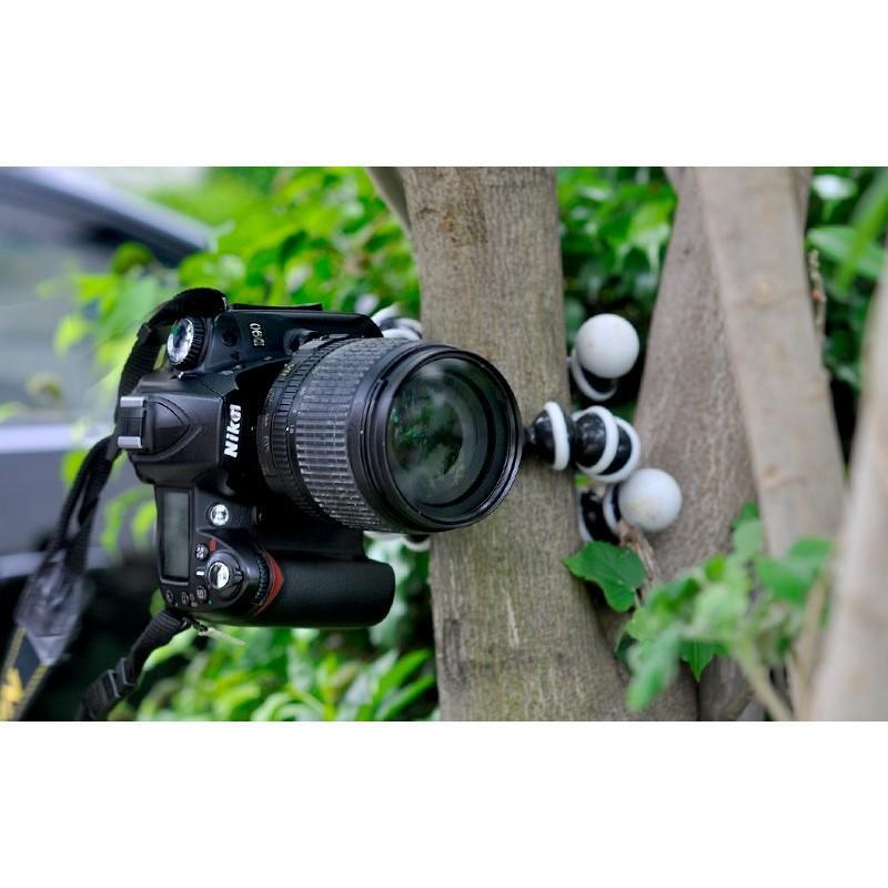 Гибкий прочный портативный штатив для фото и видокамеры A-0109 – нагрузка до 3 кг 191044
