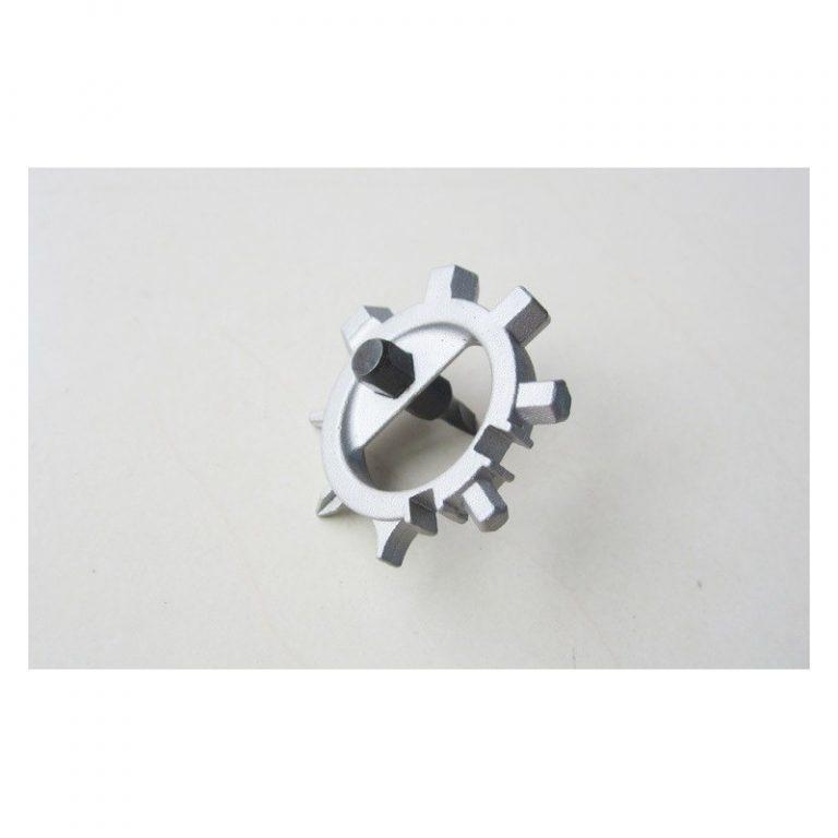 964 - Мультитул-кольцо Buck Octopus 12 функций