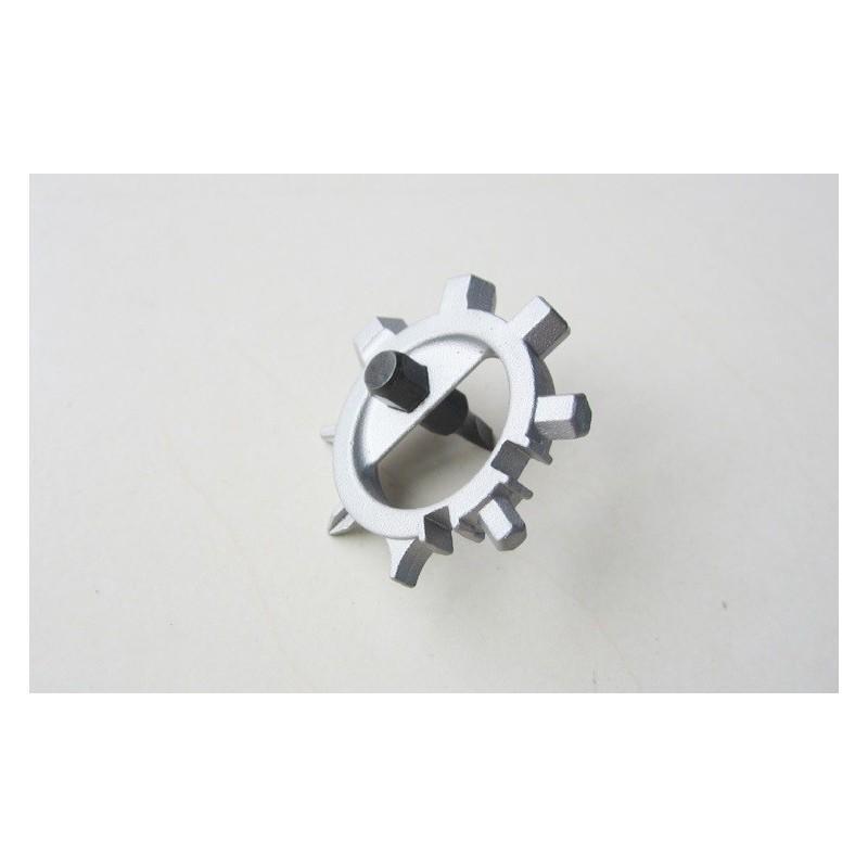 Мультитул-кольцо Buck Octopus 12 функций 184030