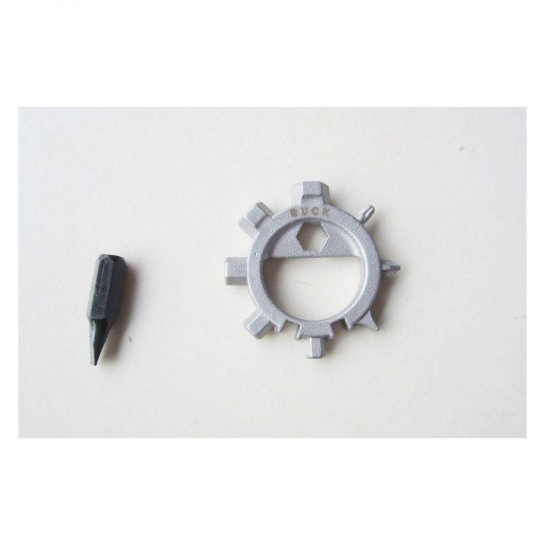 965 - Мультитул-кольцо Buck Octopus 12 функций