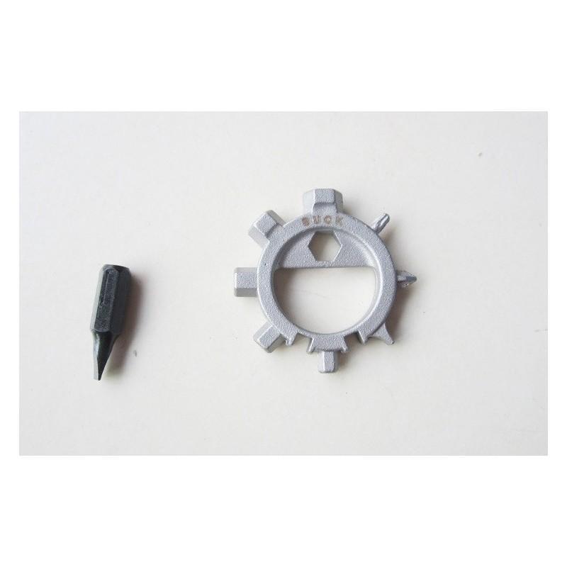 Мультитул-кольцо Buck Octopus 12 функций 184031