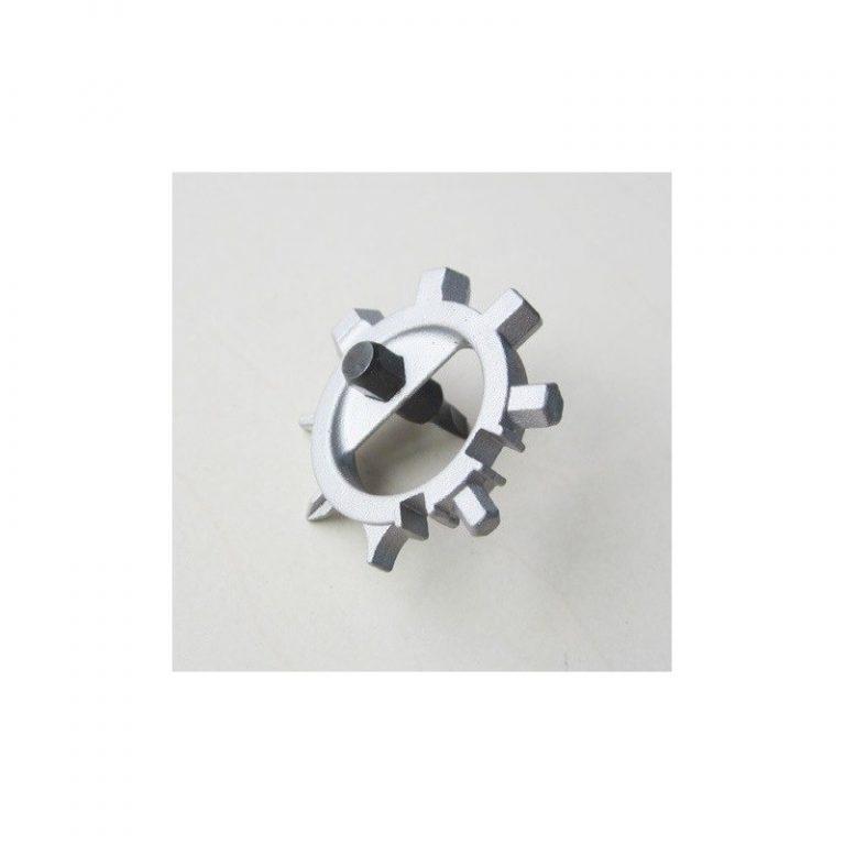 968 - Мультитул-кольцо Buck Octopus 12 функций
