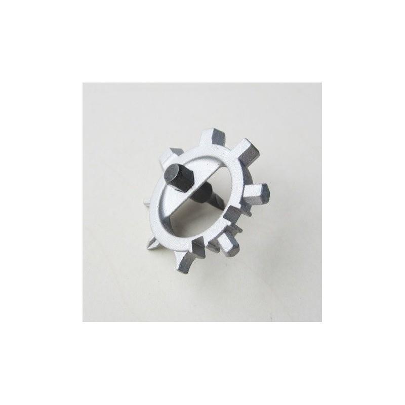 Мультитул-кольцо Buck Octopus 12 функций 184034