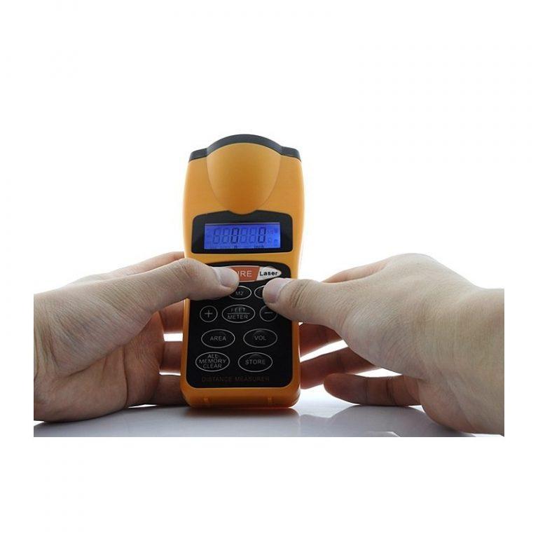 9821 - Электронная рулетка (дальномер) Н50