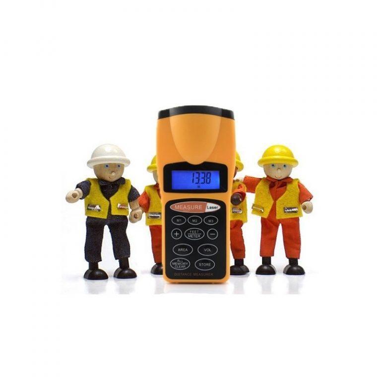 9823 - Электронная рулетка (дальномер) Н50