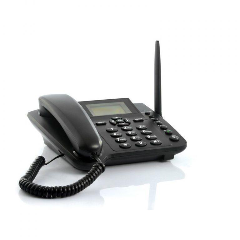 9828 - Стационарный cотовый GSM телефон