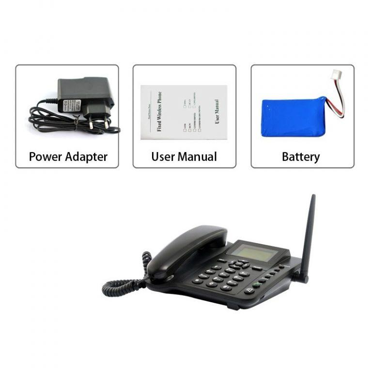 9835 - Стационарный cотовый GSM телефон