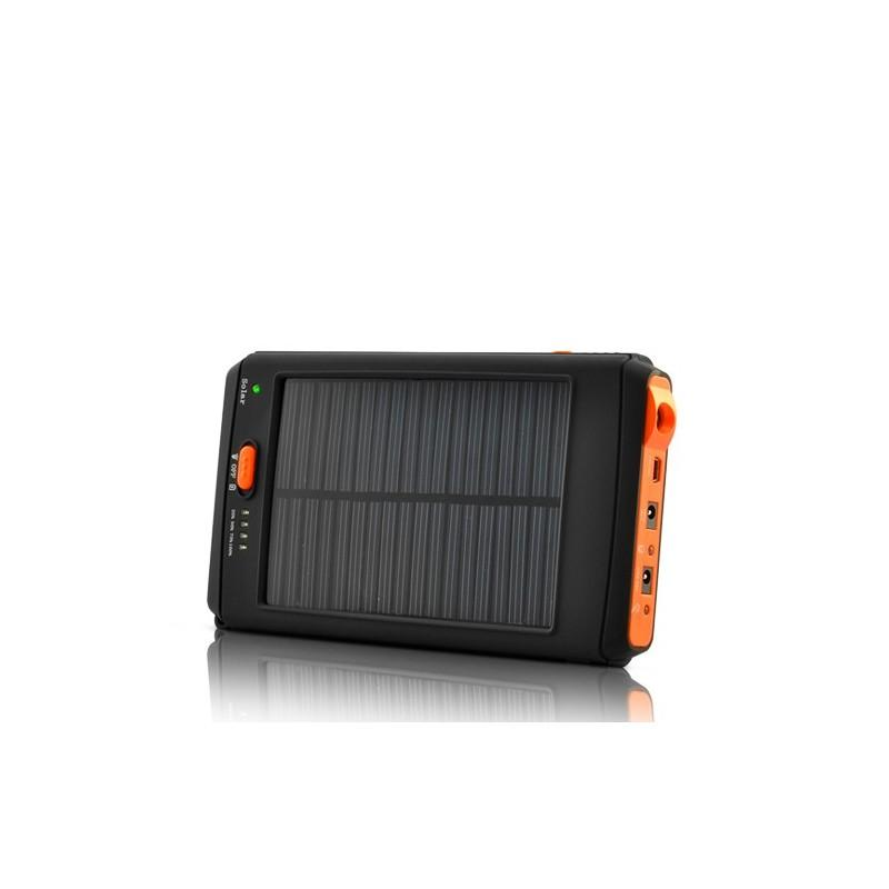 Универсальная солнечная зарядка/внешний аккумулятор на 11 200 мАч SolarJet S30.2
