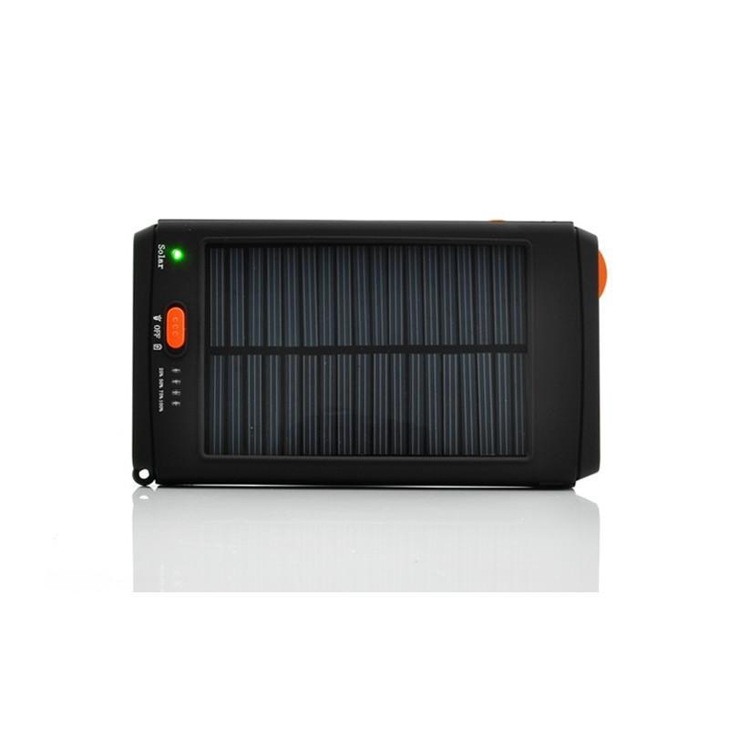Универсальная солнечная зарядка/внешний аккумулятор на 11 200 мАч SolarJet S30.2 191223