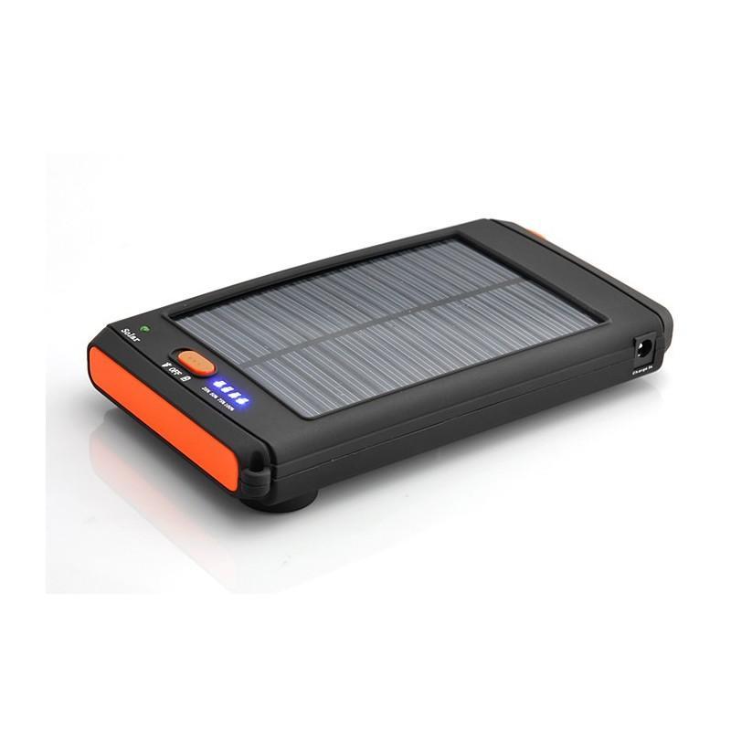 Универсальная солнечная зарядка/внешний аккумулятор на 11 200 мАч SolarJet S30.2 191225