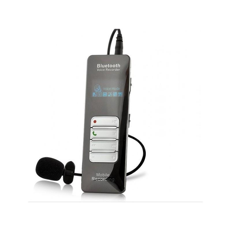 Диктофон для записи разговоров по стационарному и мобильному телефонам Nologo Mobile-B46 (8 Гб)
