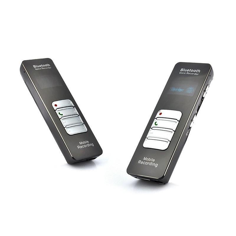 Диктофон для записи разговоров по стационарному и мобильному телефонам Nologo Mobile-B46 (8 Гб) 191268