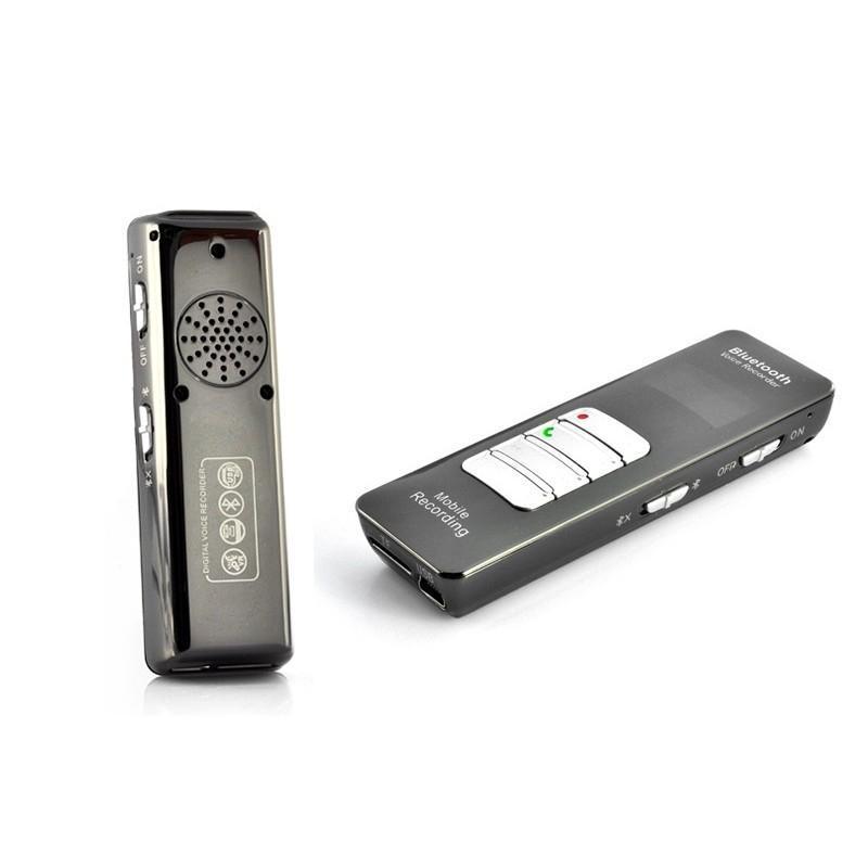 Диктофон для записи разговоров по стационарному и мобильному телефонам Nologo Mobile-B46 (8 Гб) 191269